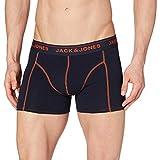 JACK & JONES JACSIMPLE TRUNKS NOOS, Bóxer Hombre, Multicolor (Burnt Ochre), Large