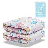 LittleForBig impresa adulto calzoncillos pañales adulto bebé amante del pañal ABDL 2 piezas-Vintage Baby M