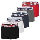 Umbro Boxer Umb/1/Bcx5, Multicolor Class5, XL para Hombre