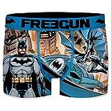 FREEGUN 10/12 Boxer Batman Talla, Unitario Infantil T174/1, Niños