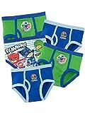 PJ Masks Ropa Interior para niños Aventuras en Pijamas - Paquete de 5-3 a 4 Años