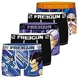 FREEGUN Dragon Ball Son Goku et Son Gohan FG/DBZ/AM/1/PK5 Ropa interior, P2, M para Hombre