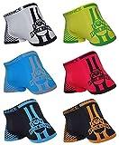 Pack de 6 calzoncillos tipo bóxer para niños, sin costuras, estilo retro Multicolor 2 110/122 cm
