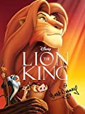 The Lion King: The Walt Disney Signature Collection