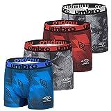 Umbro Boxer Umb/1/Bmx4 Calzoncillos, Multicolor Sub6, L para Hombre