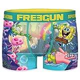 Freegun - Calzoncillos para niño Arco iris 6-8 Años