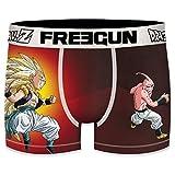 Freegun Dragon Ball Z - Calzoncillos para hombre naranja XL