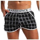 Arjen Kroos Calzoncillos Bóxer para Hombre Boxer Algodón Ropa Interior Casual Sportswear Boxers Briefs Americano Style