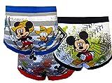 Mickey Mouse - Calzoncillos para niño (3 unidades)