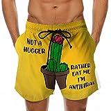 BañAdor De Hombre Novela Natacion BañAdor Hombre Cactus Verano Calzoncillos Y Pantalones Interiores Suelto MáS TamañO BóXers AlgodóN Traje De BañO De Los Hombres