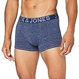 Jack & Jones Jacdenim Trunks Noos STS Calzoncillos, Azul (Navy Blazer Navy Blazer), Medium para Hombre