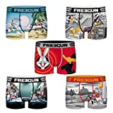 Freegun Looney Tunes - Calzoncillos para hombre Pack de 5 S