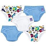Bambino Mio - Braga de aprendizaje, para niños, 3+ años , pack de 5 unidades