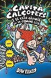 El Capità Calçotets i el caos còsmic de la comuna lila. Cartoné: 8 (Capitán Calzoncillos)