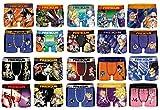 Freegun underwear – Calzoncillos Freegun para hombre Dragonball de microfibra, varios modelos de fotos según disponibilidad, multicolor Pack de 6 Boxers Surprise S