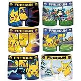 FREEGUN 91783 Ropa Interior, Multicolor, 14-16 (Pack de 3) para Niños