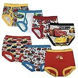 Disney Pantalones de entrenamiento para niños Cars Potty Multipacks, Carscombo7pk, 24 meses