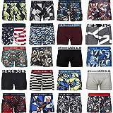 Pack de 4 calzoncillos tipo boxer Jack & Jones, tallas S, M, L, XL, XXL multicolor X-Large