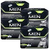 TENA TENA Level 4 Premium Fit 12575094 - Calzoncillos para hombre (talla M, 4 x 12 unidades)