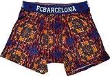 FC Barcelona - Calzoncillos para hombre (talla de adulto, talla L)